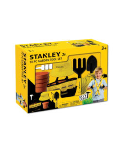 Stanley JR SG003-10-SY Σετ Παιδικών Εργαλείων Κήπου 10 Τεμαχίων