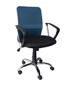BF2009 Πολυθρόνα Γραφείου 58x60x91-101cm ΕΟ516,6