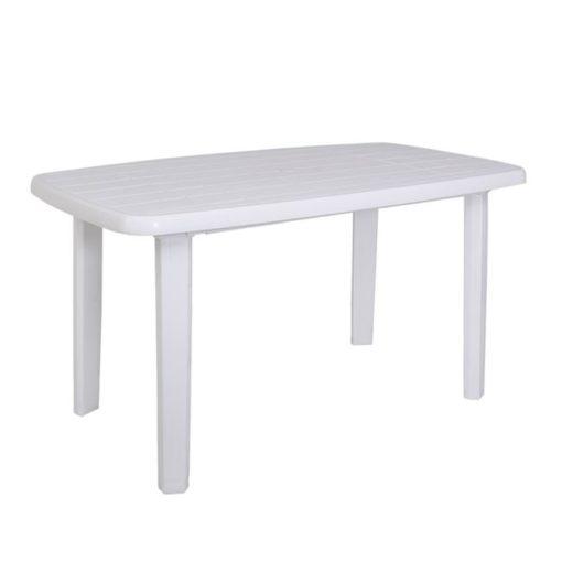 SORRENTO Πλαστικό Τραπέζι 140x80x74cm