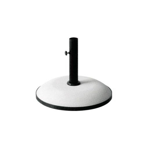 Βάση Ομπρέλας Με Τσιμέντο Natural 50x10cm