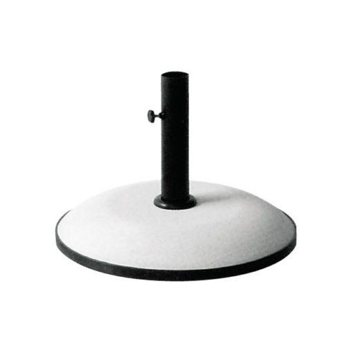 Βάση Ομπρέλας Με Τσιμέντο Natural 50x12cm