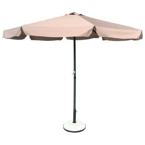 Ομπρέλα Με Σκελετό Αλουμινίου Διαμέτρου 300cm