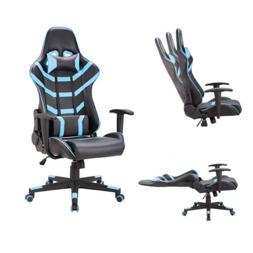 BF9050 Gaming Πολυθρόνα PVC 73x70-132x125-135cm